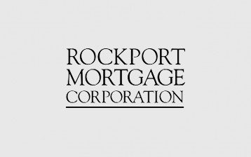 Responsive website for Rockport Mortgage. Client of Lewis.  Design by Rachel Olive.